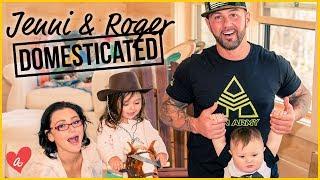 WELCOME TO CAMP MATHEWS | Jenni & Roger: Domesticated | Awestruck