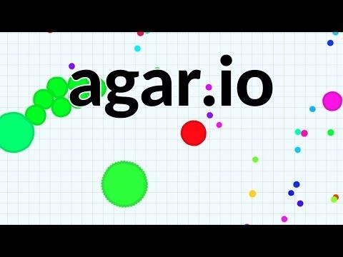 Игра Agar.io как играть и занять первое место?