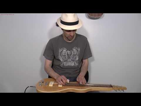 sugar moon - c6 lap steel lesson