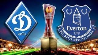 Video Gol Pertandingan Dinamo Kiev vs Everton