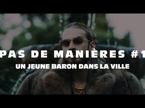 Pas de manières #1 - JVLIVS, Un jeune baron dans la ville