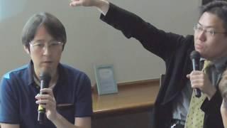 『BEATLESS』が問う、『ロボット・AIと法』(2)  大屋雄裕 × 長谷敏司 × 工藤郁子(進行)