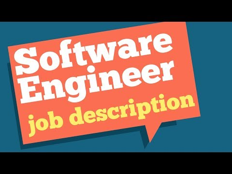 Software Engineer Job Description | Software Engineer Role And Responsibilities