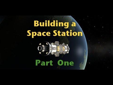 Kerbal Space Program - Space Station Tutorial - Part 1 of ...