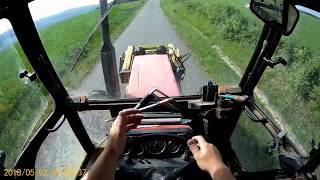 """Český TraktorVlog #75-18 """"Test Orsty v terénu"""""""