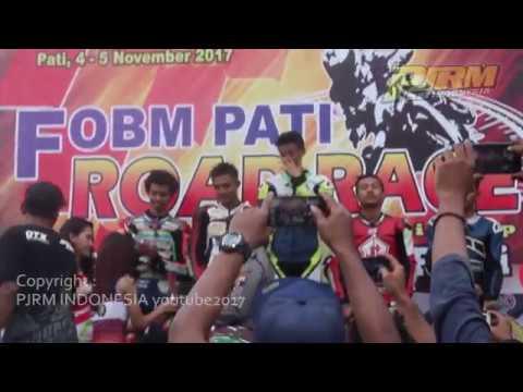 Lama Tidak Balap Rico Pranata dan Teguh War Wer Tunjukan Taringnya di Road Race Pati 5 November 2017