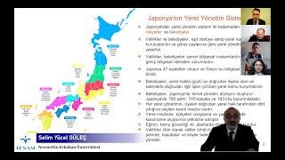 Selim Yücel GÜLEÇ   Tokyo'nun Şehir Diplomasisi ve Uluslararası İlişkileri
