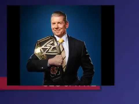 CEO Of Wwe Mr Vince McMahon Family Friends Lifestyle