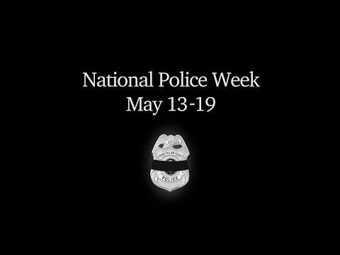 National Police Week - Prince William County Officers from YouTube · Duration:  1 minutes 37 seconds