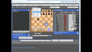 Comparatif Chessbase vs Chesstempo