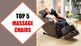 Top 5 Best Massage Chairs 2018 | Best Massage Chair Review By Jumpy Express