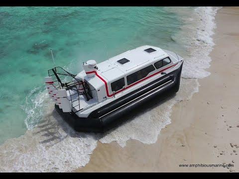 Explorer 24 beach landings, Seychelles