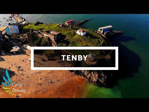 tenby--town-in-wales-4k-drone