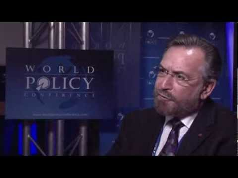 World Policy Conference 2013 - David ROSEN