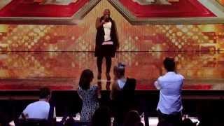 Jennifer Phillips - Shackles (Praise You) (The X Factor UK 2015) [Audition]