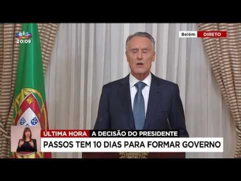 Cavaco Silva - 20151022