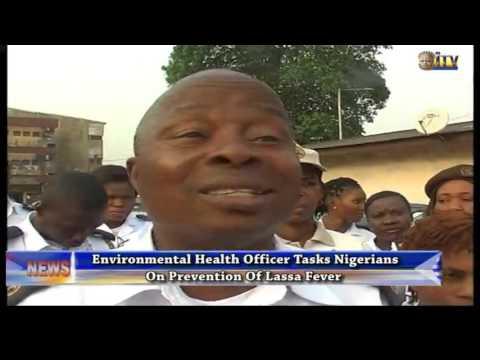 Environmental Health Officer tasks Nigerians on prevention of Lassa Fever