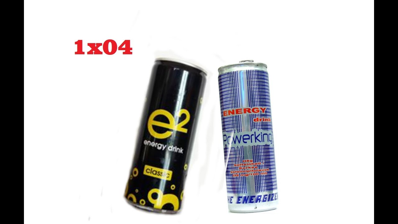 Energy Drink Ep. 4: E2 & Powerking - YouTube