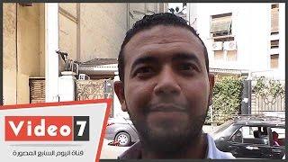 المواطن محمود: «حدائق المعادى مليانة قمامة تكسب دهب»
