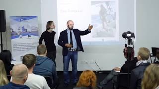 Встреча с командой MUSHU, организатор Kiev Racing Yacht Club | Кругосветка Капитан Герман<