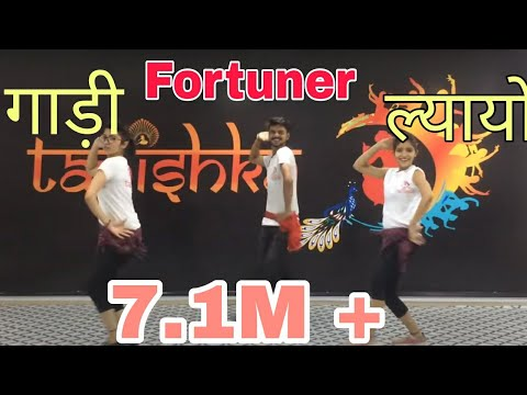 Banni Tharo Banno Deewano || Rajasthani || Dance Choreography