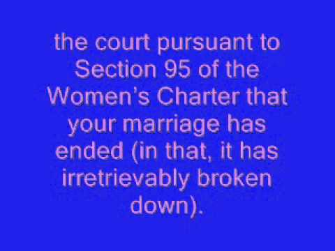 How to divorce in Singapore | Divorce Lawyers and Attorney | Divorce Procedure