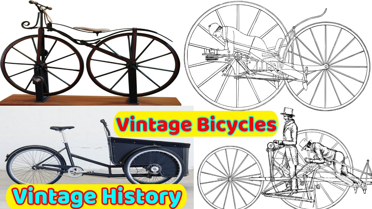 दुनिया की अनोखी Bicycles व् इतहास और साथ ही रोचक मजेदार फैक्ट्स ! Amazing facts about cycles