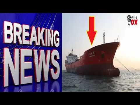 South Korea Seizes Hong Kong Ship For Oil Transfer To North Korea