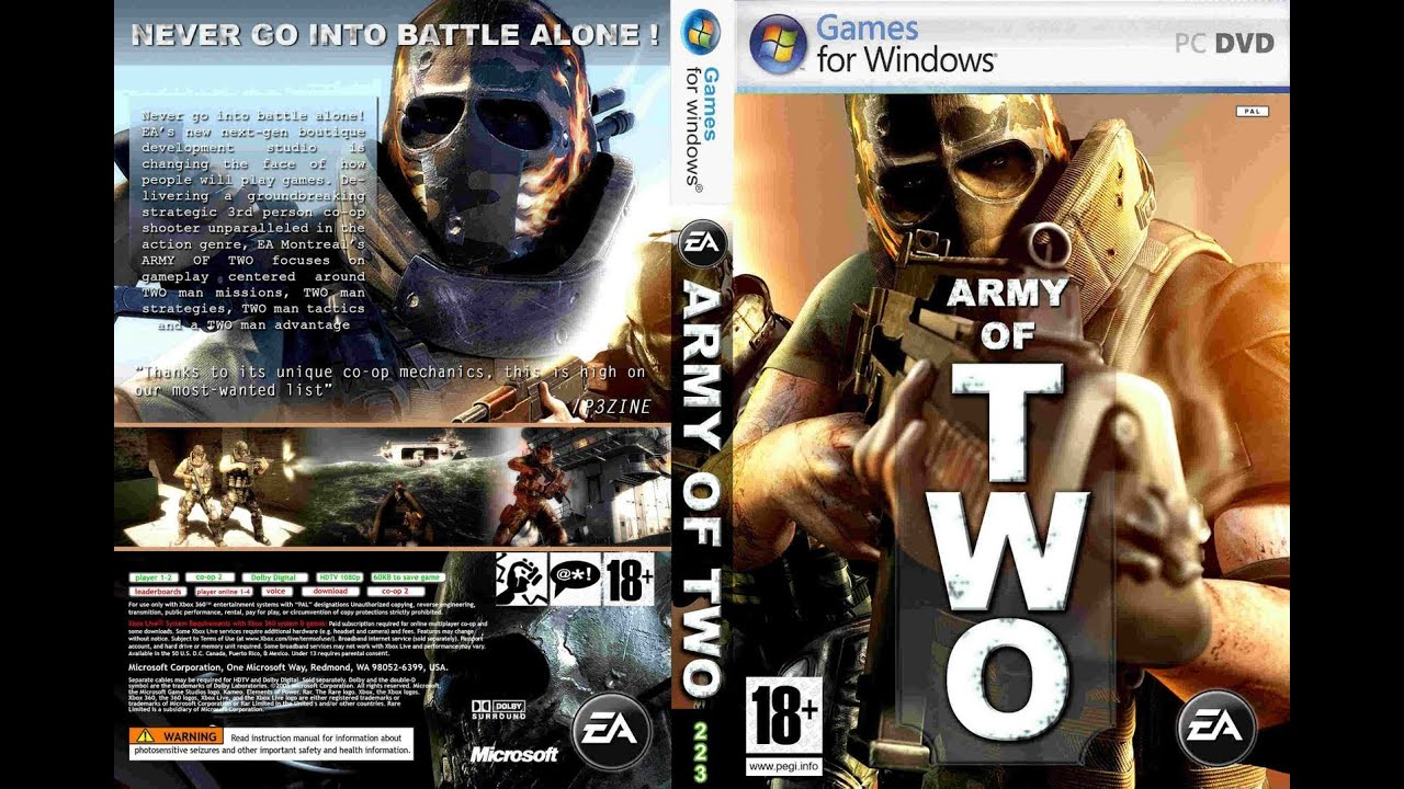 Army of two collection 11 wallpapers user blogwagnike2army of two the devils cartel review roundup voltagebd Image collections