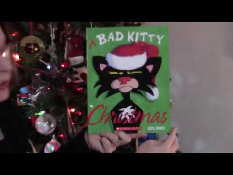A Bad Kitty Christmas - read aloud by Ms. Teresa