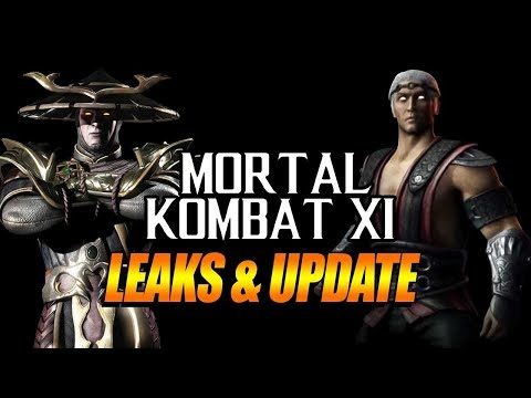 MORTAL KOMBAT XI - Leaks, Reveal, Story, Characters & More