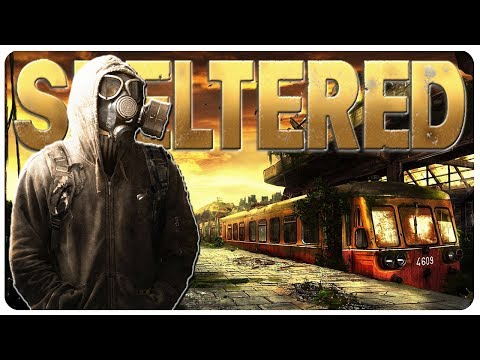 The Raiders Of The Wasteland (Giggity) | Sheltered Gameplay 1.6 Update