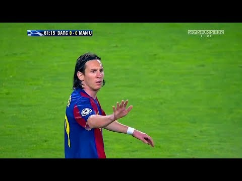Lionel Messi — 10 Goals That Were Too Good For His Age ||HD||