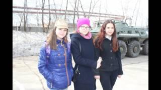 Пермскую автошколу ДОСААФ России посетили ученики СОШ№99