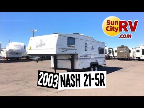 Nash 21-5R For Sale Phoenix Fifth Wheel 2003 | Sun City RV