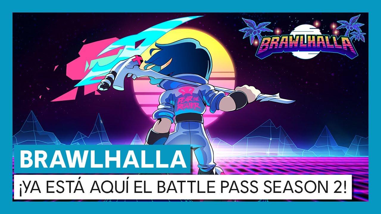 Brawlhalla - Trailer de Lanzamiento Battle Pass Season 2