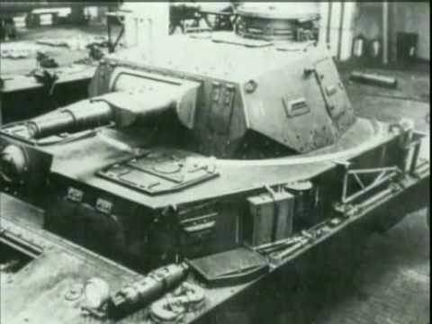 Char d 39 assaut panzer iv youtube for L interieur du char de vimoutier