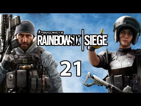 Northernlion and Friends Play: Rainbow Six: Siege! [Episode 21: Buck and Mira]