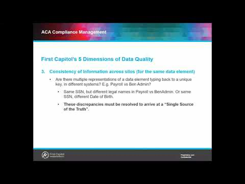What are the 5 Dimensions of Data Quality?