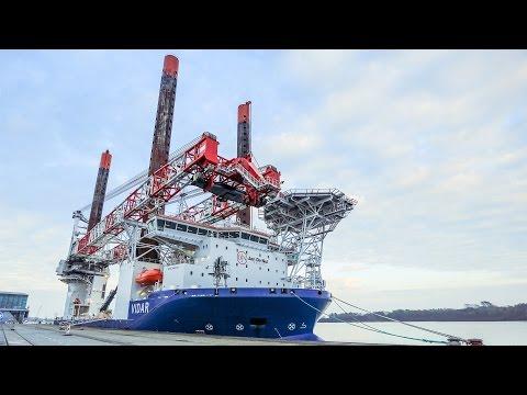 Z-Cleantech (Kanaal Z) - Jan De Nul Group, Offshore Wind (aflevering 2)