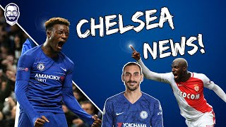 Chelsea News: Hudson-Odoi Return, Bakayoko Blocked & Zappacosta Exit