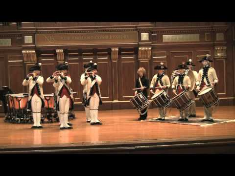 Fife and Drum - Middlesex County Volunteers - Rich Chwastiak - New England Conservatory