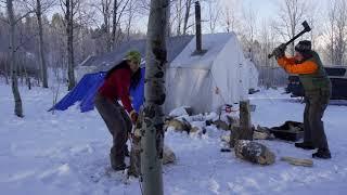Idaho Elk Camp