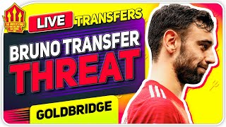 Bruno Transfer Demand! Man Utd News Now