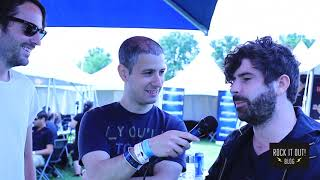 A Conversation with Foals @ Orion Music + More festival (2013)