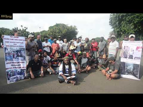 Jokowi, Dengarkan Keluh Kesah Korban PHK Freeport !