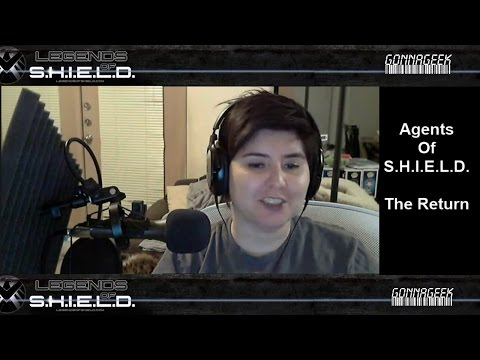 Legends Of S.H.I.E.L.D. #175 Agents Of S.H.I.E.L.D. The Return - A Marvel Fan Podcast