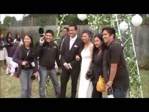 Hanna and Jason's Aussie Wedding