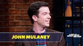 John Mulaney Tried to Get Michael Dukakis to Guest-Star in The Sack Lunch Bunch