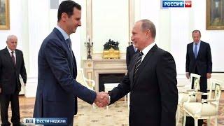 Здоров и спортивен: война не подкосила Асада